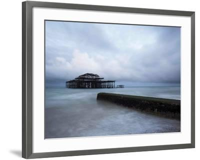 Ghost House-Doug Chinnery-Framed Photographic Print