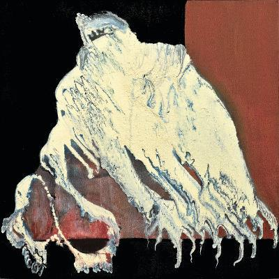 Ghost in Chains, 2011-Carolyn Mary Kleefeld-Giclee Print