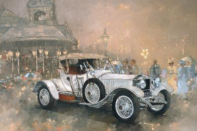Ghost in Scarborough-Peter Miller-Giclee Print