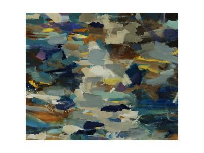 Ghost Lake-Jodi Maas-Giclee Print