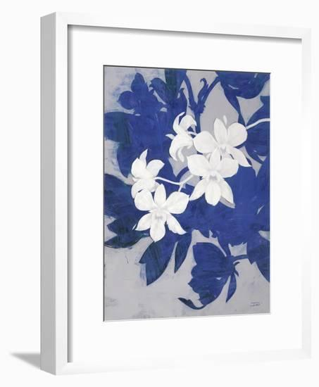 Ghost Orchid 1-Ivo-Framed Art Print
