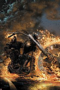 Ghost Rider No.1 Cover: Ghost Rider