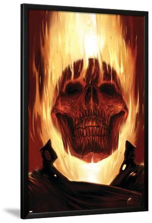 Ghost Rider No.23 Cover: Ghost Rider