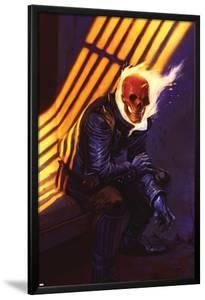 Ghost Rider No.24 Cover: Ghost Rider