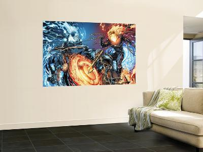 Ghost Rider No.28 Cover: Ghost Rider-Marc Silvestri-Wall Mural