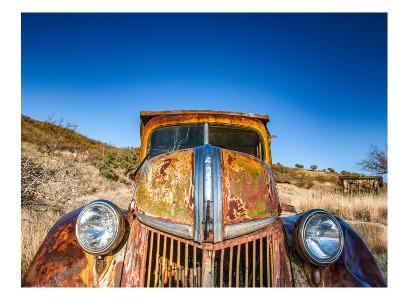 Ghost Truck #2-Murray Bolesta-Art Print