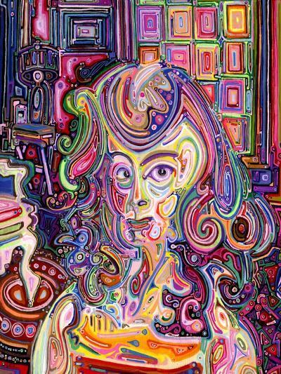 Ghost-Josh Byer-Giclee Print