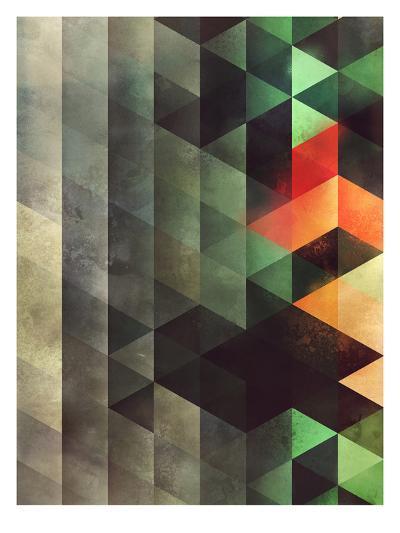 ghyst syde-Spires-Art Print