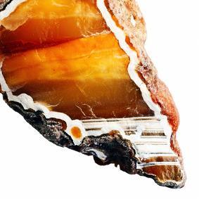 Blood Orange Agate A by GI ArtLab