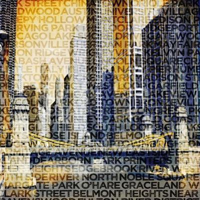 Chicago Vibe by GI ArtLab