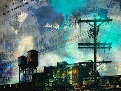 City Scrim B by GI ArtLab
