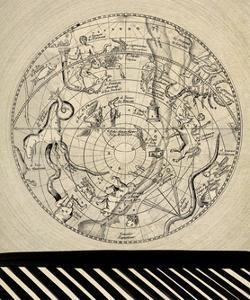 Constellation Chart A by GI ArtLab