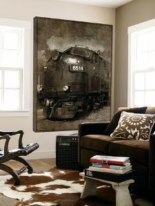 Diesel Electric Locomotive by GI ArtLab