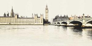 London Waterfront A by GI ArtLab