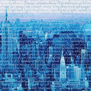 New York City Vibe by GI ArtLab