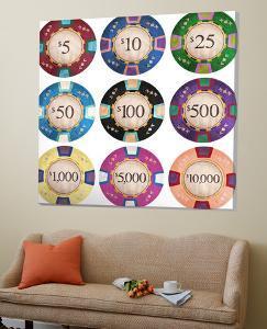 Poker Chips by GI ArtLab