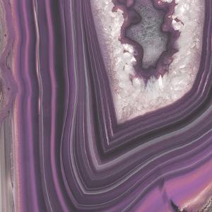 Saturn Geode - Violet by GI ArtLab