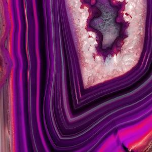 Saturn Geode by GI ArtLab