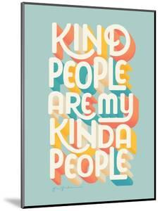 Kind People I by Gia Graham