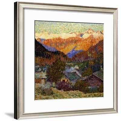 Autumn Morning (Original), 1908