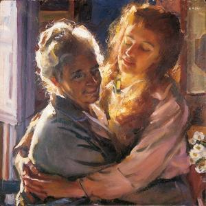 Dont Leave Me by Giacomo Balla