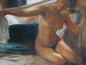 Nude by Giacomo Balla