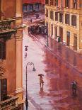 Mercury Passing Before the Sun-Giacomo Balla-Art Print