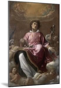St. Stephen, Conserved at the Galleria Estense in Modena by Giacomo Cavedoni