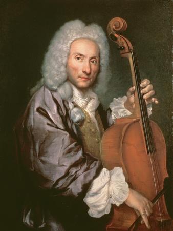 Cello Player, C.1745-50