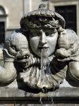 Rome. Fountain of the Mask, 1593, by Giacomo Della Porta (C. 1540-1602)-Giacomo della Porta-Photographic Print
