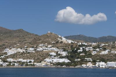 Gialos and Chora, Ios, Cyclades, Greek Islands, Greece-Rolf Richardson-Photographic Print