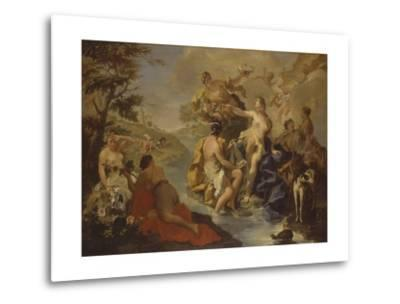 Diana with the Nymphs and Actaeon Devoured by Dogs