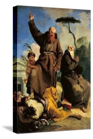 St Fidelis of Sigmaringen and St Joseph of Leonessa