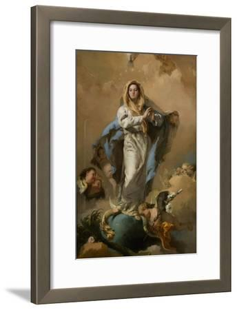 The Immaculate Conception of the Virgin, 1767-1768