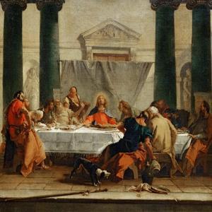 The Last Supper by Giambattista Tiepolo