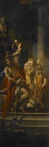 The Thorn Coronation Christi by Giambattista Tiepolo