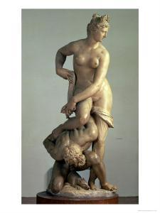 Florence Victorious over Pisa by Giambologna