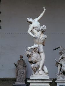 The Rape of the Sabine Woman, 1574-82 by Giambologna