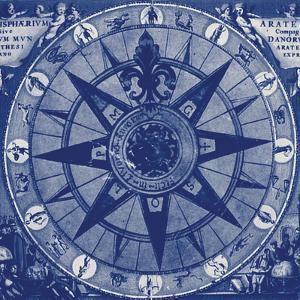 Blueprint Celestial I by Giampaolo Pasi