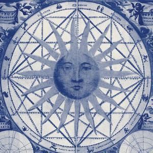 Blueprint Celestial III by Giampaolo Pasi