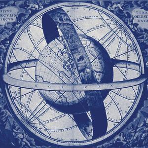 Blueprint Celestial  IV by Giampaolo Pasi