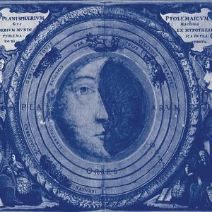 Blueprint Celestial VII by Giampaolo Pasi