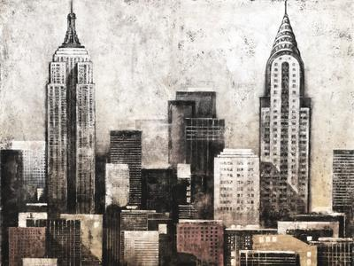 New York City in Silver
