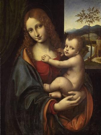 Virgin and Child, 1510-1525