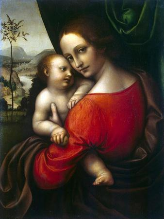 Virgin and Child, 1520S