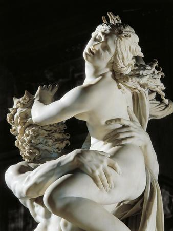 Abduction of Proserpine, 1621-1622