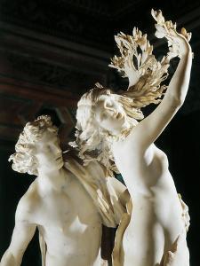 Apollo and Daphne, 1622-1625 by Gian Lorenzo Bernini