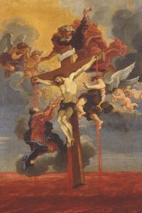 Crucifixion by Gian Lorenzo Bernini