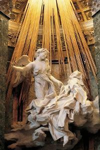 Ecstasy of St. Theresa by Gian Lorenzo Bernini