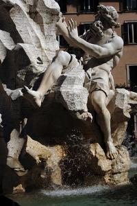 Fountain of Four Rivers, 1651 by Gian Lorenzo Bernini